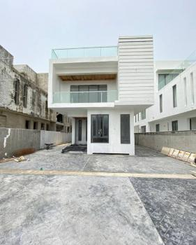 Newly Built 5 Bedroom Detached Duplex with Bq;, Osapa, Lekki, Lagos, Detached Duplex for Sale