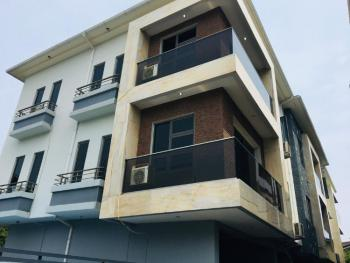 New 4 Bedrooms Terraced Duplex with Bq Swimming Pool and Gym, Off Alexander, Old Ikoyi, Ikoyi, Lagos, Terraced Duplex for Sale