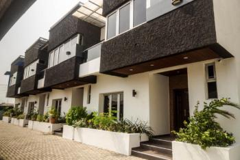 Beautiful 4 Bedrooms Terraced Duplex, Hakeem Dickson Street, Oniru, Victoria Island (vi), Lagos, Terraced Duplex for Sale