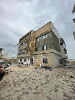 Newly Built 1 Bedroom Apartment with Open Plan Kitchen, Off Freedom Way, Ikate, Lekki, Lagos, Mini Flat for Rent