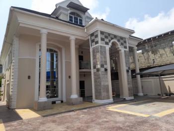 Spacious 4 Bedroom Fully Detached Duplex, Sky Mall Area, Sangotedo, Ajah, Lagos, Semi-detached Duplex for Rent