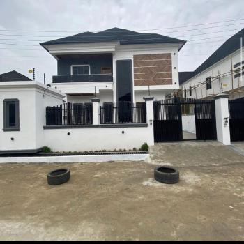 Brand New 4 Bedroom Detached Duplex with Bq, Idado, Lekki, Lagos, Detached Duplex for Sale