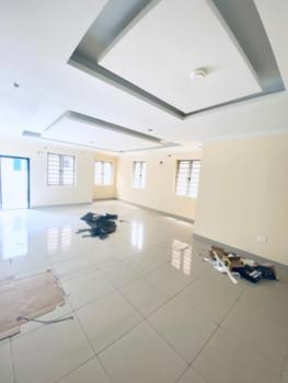 Massive Serviced 3bedroom Flat Upstairs, Canal West Estate, Osapa, Lekki, Lagos, Flat for Rent