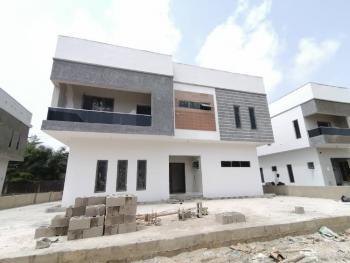 4 Bedroom Detached Duplex with a Room Bq(semi-finished Package), Awoyaya, Ibeju Lekki, Lagos, Detached Duplex for Sale