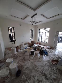 Self-compound Newly Built 4 Bedrooms Semi Detached Duplex with a Bq, Abraham Adesanya, Ajah, Lagos, Semi-detached Duplex for Rent