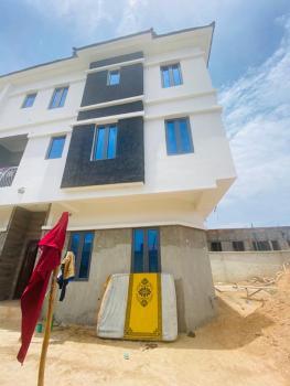 4 Bedroom Terraced Duplex with a Room Bq, Orchid, Lekki, Lagos, Terraced Duplex for Sale