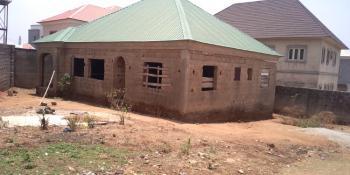 3 Bedrooms Bungalow (carcass), Dawaki, Gwarinpa, Abuja, Detached Bungalow for Sale