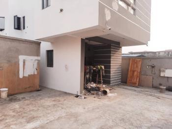 Newly Built 3 Bedrooms Semi-detached Duplex ( Self-compound), Off Pedro Road, Shomolu, Pedro, Gbagada, Lagos, Semi-detached Duplex for Sale