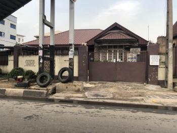 Full Plot of Land with a Demolishable Bungalow on a Major Busy Road, Along Herbert Macaulay Way, By Adekunle B/stop, Yaba, Lagos, Mixed-use Land for Sale