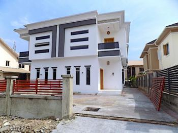 Tastefully Finished 4 Bedrooms Semi Detached with 24 Hours Electricity, Orchid Road, Lekki, Lagos, Semi-detached Duplex for Sale