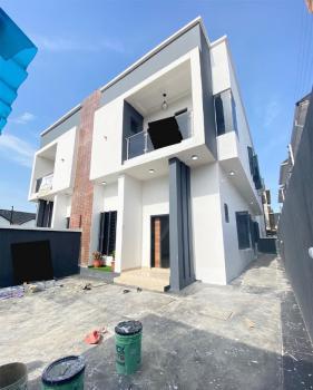 Newly Built Property, Ocean Bay Estate, Lafiaji, Lekki, Lagos, Semi-detached Duplex for Sale