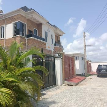 Exquisite Finished Brand New 4 Bedrooms Semi Detached Duplex, Ikota Villa Estate, Ikota, Lekki, Lagos, Semi-detached Duplex for Sale