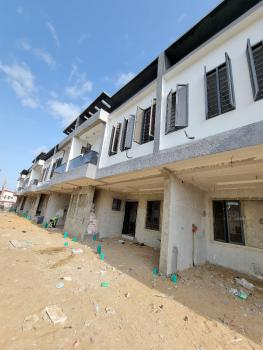Brand New 4 Bedrooms Terraced Duplex, Near Lekki Phase 1, Ikate, Lekki, Lagos, Terraced Duplex for Sale