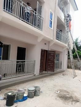 Virgin 1 Bedroom Flat, Sars Road, Mandala Estate, Rukpokwu, Port Harcourt, Rivers, Flat for Rent
