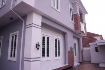 Exquisite 5 Bedroom Detached Duplex with Bq in a Gated Estate, Osapa, Lekki, Lagos, Detached Duplex for Sale