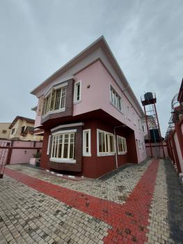 Luxury 4 Bedroom with Bq Duplex, Gra Phase 1, Magodo, Lagos, Detached Duplex for Sale