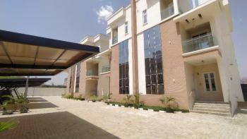 Lovely and Tastefully Built Standard 5 Bedroom Terraced Duplex, By Mobil Filling Station, Mabushi, Abuja, Terraced Duplex for Sale