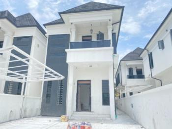 Luxury Built Five Bedrooms Detached House with Bq, Osapa London, Osapa, Lekki, Lagos, Detached Duplex for Sale