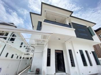 Five Bedrooms Detached House with Bq, Osapa London, Osapa, Lekki, Lagos, Detached Duplex for Sale