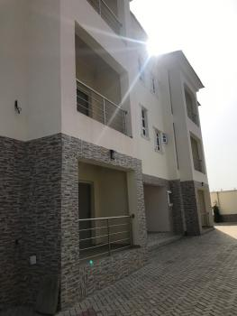 Brand New 2 Bedrooms Serviced Flat with Bq, Jahi, Abuja, Flat for Rent