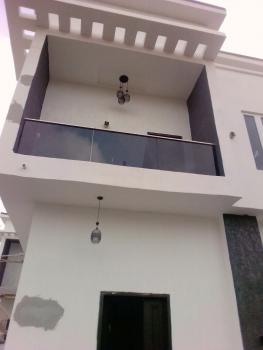 Luxury 4 Bedroom Fully Detached Duplex with Bq, Lekki Palm City, Ajah, Lagos, House for Rent