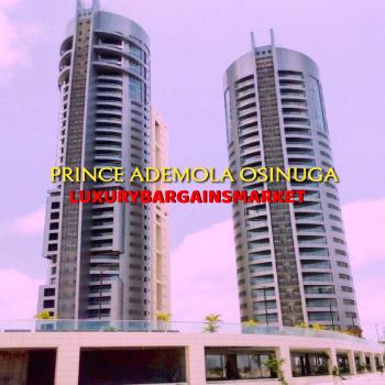 Ultra Modern 2 Bedroom Apartment + Massive Pool, Elevator, Eko Atlantic City, Lagos, Flat / Apartment for Sale