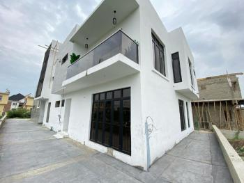 Waterfront Property, Ocean Bay Estate, Lafiaji, Lekki, Lagos, Terraced Duplex for Sale