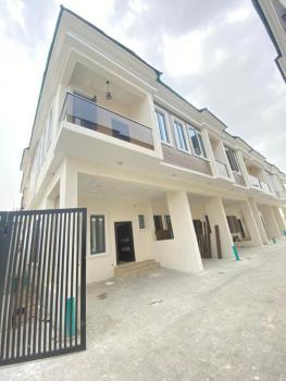 Brand New 4 Bedroom Terraced Duplex with a Bq, Vgc, Lekki, Lagos, Terraced Duplex for Sale