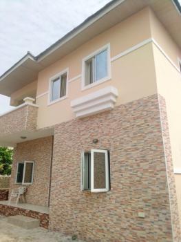 Distress Property: Four Bedrooms Fully Detached, No1 Tourism Road Off Alpha Beach, Igbo Efon, Lekki, Lagos, Detached Duplex for Sale