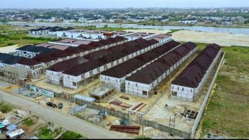 4 Bedroom Terrace Duplex with Excellent Facilities, Orchid Road, Lafiaji, Lekki, Lagos, Terraced Duplex for Sale