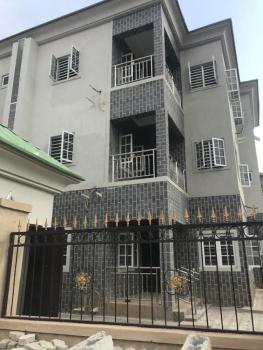 a Realy Built 2 Bedroom Flat, By Gilmore, Close to Naval Quarters Kado, Jahi, Abuja, Flat for Rent