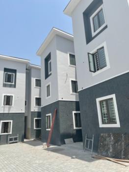 Luxury New 4 Bedrooms Terraced Duplex with Bq, Jahi, Abuja, Terraced Duplex for Rent