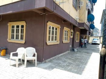 Newly Renovated Executive and Well Spacious 3 Bedroom Flat, Alagomeji, Yaba, Lagos, Flat for Rent