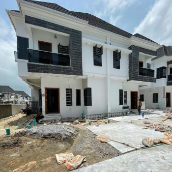 4 Bedroom Semi-detached, Ikota, Lekki, Lagos, Semi-detached Duplex for Sale
