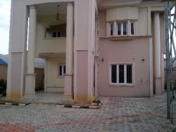 Super 6 Bedroom Duplex Fully Finished with High Standard Material, Rukpakulusi By Airforce Base, Eliozu, Port Harcourt, Rivers, Terraced Duplex for Sale