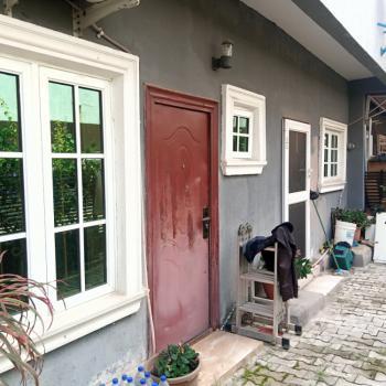 a Nicely Built B/q, Serviced Apartment, Paradise Estate, Chevron Drive, Lekki, Lagos, Flat for Rent