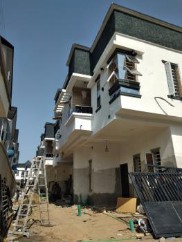 4 Bedroom Semi Detached Duplex in a Mini Court, By Second Toll Gate, Lekki Phase 2, Lekki, Lagos, Semi-detached Duplex for Sale