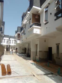 4 Bedroom Semi Detached Duplex in a Mini Court, Chevron Toll Gate, Lekki Phase 2, Lekki, Lagos, Semi-detached Duplex for Sale
