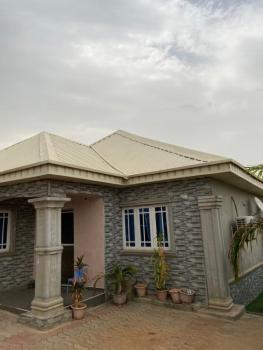 Distress 4bedroom in a Pretty Location, By City College, Karu, Abuja, Detached Bungalow for Sale