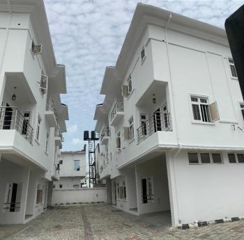 Terrific 4 Bedroom Terraced Duplexes, Osapa, Lekki, Lagos, Terraced Duplex for Sale