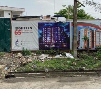 Eighteen 65 Residence on 9 Floors, with Water View, Fatai Durosimi Etti Street, Victoria Island (vi), Lagos, Block of Flats for Sale