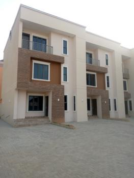 Luxury 4 Bedroom Terrace Duplex, Jahi, Abuja, Terraced Duplex for Sale