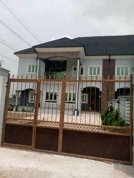 Luxurious and Tastefully Finished 4 Bedroom Semi -detached Duplex, Pearls Garden Estate, Eliozu., Port Harcourt, Rivers, Semi-detached Duplex for Rent