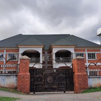Nice Twin Duplex, Guzape District, Abuja, Detached Duplex for Sale