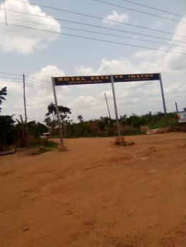 7 Plots of Land, Alagbaka Extension/ Royal Estate Igbatoro, Akure, Ondo, Residential Land for Sale