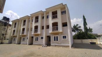 Brand New Luxurious Serviced 3 Bedrooms Terraced Duplex with Acs, 24 Hours, Wuye, Abuja, Terraced Duplex for Rent