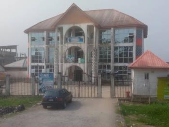 a Two Storey Commercial Building, Sani Abacha Express Way Ovom, Yenagoa, Bayelsa, Office Space for Sale