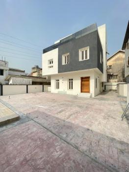 Ocean View Beautifully Crafted & Luxury 5 Bedroom Duplex + Cinema + Bq, Lekki Phase 1, Lekki, Lagos, Detached Duplex for Sale