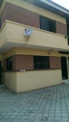 a 3 Bedroom Duplex + Bq Alone in a Compound, Kayode Animashaun, Lekki Phase 1, Lekki, Lagos, Detached Duplex for Rent