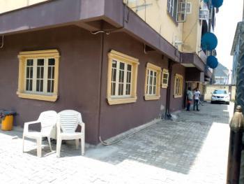 a Serviced 3 Bedroom Flat, Moleye, Alagomeji, Yaba, Lagos, Flat for Rent